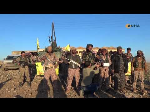 لواء أحرار الرقة ينضمُ إلى قوات سوريا الديمقراطية Lîwaa Ehrar El Reqqa tevlî QSD'ê bû