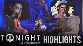 TWBA: Catriona's preparation for the Miss Universe 2018