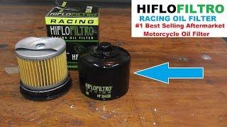 HIFLO FILTRO Oil Filter - The World