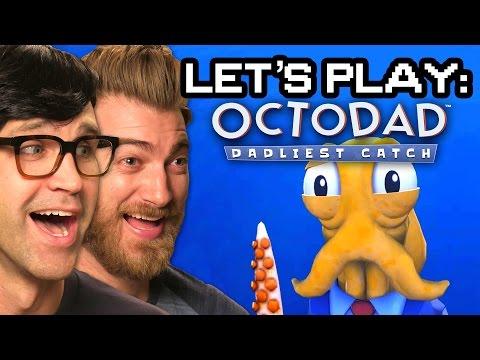 Let s Play Octodad Dadliest Catch