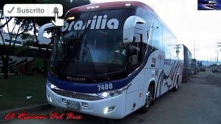 Marcopolo Paradiso 1.200 G7   Scania K400   Expreso Brasilia // Bus Review