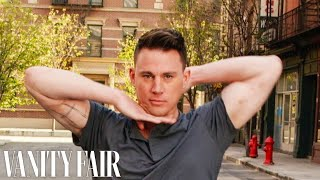Channing Tatum Busts 7 Dance Moves in 30 Seconds