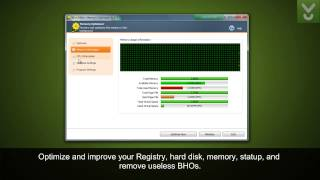 WinUtilities Free Edition - Optimize your Windows - Download Video Previews