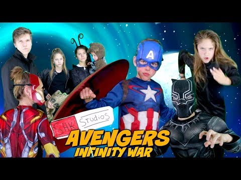 Xxx Mp4 Avengers Infinity War Trailer Parody By SuperHero Kids In Real Life 3gp Sex