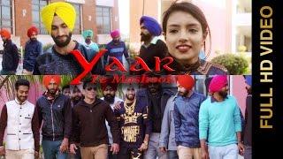 New Punjabi Songs 2016 || YAAR TE MASHOOK || DEORA SAAB || Punjabi Songs 2016
