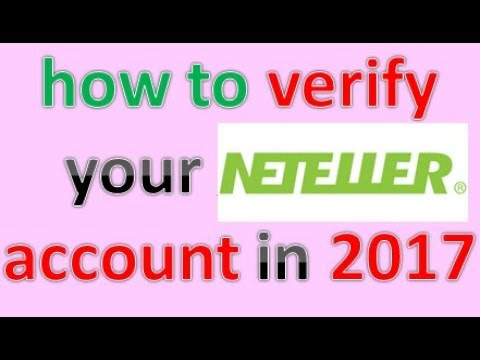 Xxx Mp4 How To Verify Your Neteller Account In 2017 3gp Sex