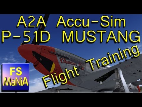 Xxx Mp4 A2A P 51 Flight Training Tutorial 3gp Sex