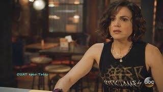 Once Upon A Time 7x06 Ivy / Drizella Wakes Up Regina  Welcome Back Regina Season 7 Episode 6