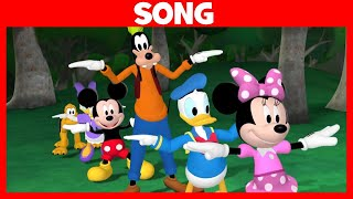 Mickey Mouse Clubhouse | Can't Sit Still Song | Disney Junior UK