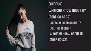 Bhad Bhabie-Watchu Know (Lyrics)