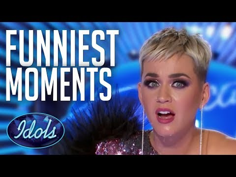 FUNNIEST Auditions and Moments on American Idol 2018! | Idols Global