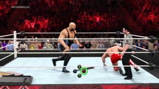 WWE 2K15 Extreme Rules 26 04 2015 Highlights