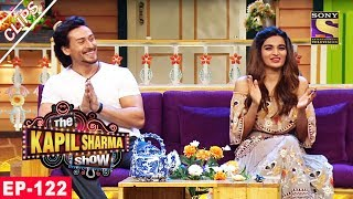 Tiger Shroff Meets Baccha Jackson Yadav - The Kapil Sharma Show - 16th July, 2017