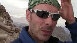 Nine Lakes Basin Trip Sawtooth Peak Summit (35/39)