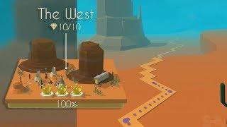 Dancing Line - The West