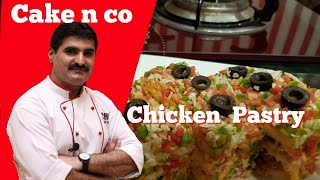 Chicken pastry / recipe by Cake n co