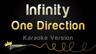 One Direction - Infinity (Karaoke Version)