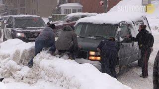 Jan 11 winter weather driving advisory
