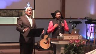 Dr P Satish Kumar Sermon in FLORIDA - IPC