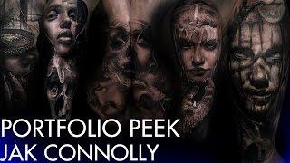 Portfolio Peek - Jak Connolly