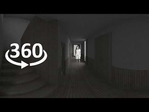 360° Camera In Haunted House [4K Quality With 3D Surround Sound]