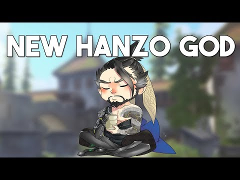 The New HANZO GOD Epic Overwatch Series 9