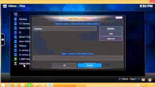 Kodi How To Setup A Movie Folder to Get Online Content