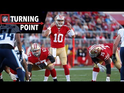 Xxx Mp4 Jimmy Garoppolo Has The 49ers Looking Good On Game Winning Drive Week 15 NFL Turning Point 3gp Sex