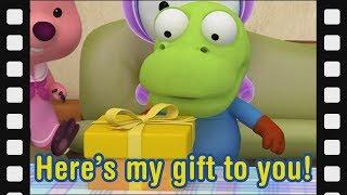 Pororo mini movie | #40 Here's my gift to you! (30min) | Kids movie | Animated Short