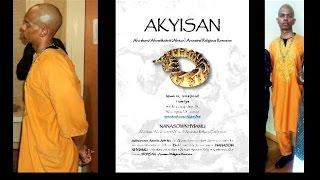 AKYISAN: Ancestral Religious Reversion Conference Presentation - Odwirafo Kwesi Ra Nehem Ptah Akhan