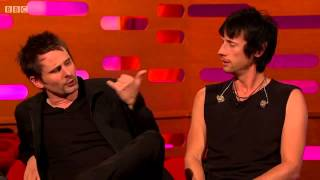 Muse - Mercy live @The Graham Norton Show (+interview) 2015 (HD)
