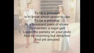 To be a Princess- Barbie as the Princess and the Pauper w/ Lyrics
