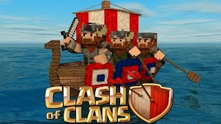Minecraft | Clash of Clans Nations - Ep 20!