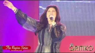 REGINE VELASQUEZ - Weak (The Regine Series Nationwide Tour - SM City Cebu)