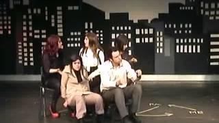 O.B.E.B. - Ortak Bölenlerin En Büyüğü - Lefkoşa Belediye Tiyatrosu