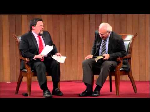 John MacArthur on the NIV and other Controversies