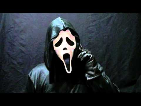 Scream Prank Call 9, Ghostface in Real Life, AMAZING Voice Revealed ! Epic Phone Scene Scary Movie