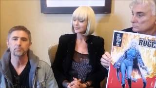 Ron Russell Interviewing Actress Sybil Danning