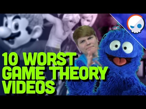 Top 10 Worst Game Theorization Videos Arlo Gnoggin