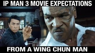 Ip Man 3 Full Movie Expectations - Wing Chun