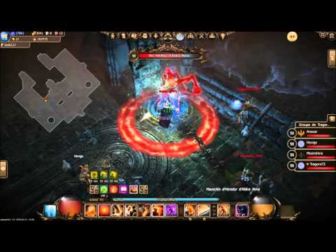 How to tank heredur fatal with 3 skill