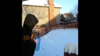 -18 Degrees Experiment Gone Wrong