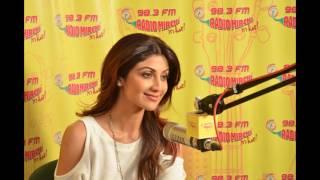 Shocking | Shilpa Shetty Turns as Radio Jockey | Radio Mirchi 98.3FM