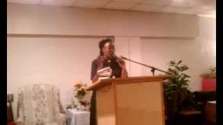 """""""The History of Watch Night!""""-Minister Kimmora Brown"""