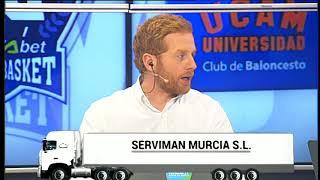 20/05/2018 POPULAR DEPORTIVO, UCAM MURCIA CLUB DE BALONCESTO