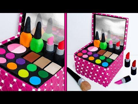 Xxx Mp4 Play Doh MAKE UP Cosmetics Box Making DIY For Kids 3gp Sex