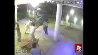 Madurai Melur Murder Attempt on ADMK Person | Shocking CCTV Footage
