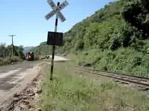 Trem Buzinando