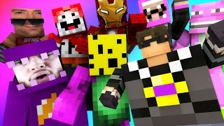 BEST CLICKBAIT EVER, BARNEY'S HORSE SHOP! | Minecraft Do Not Laugh
