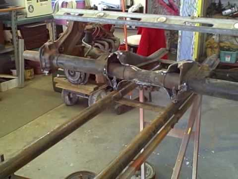 Trike Build Carrier Frame